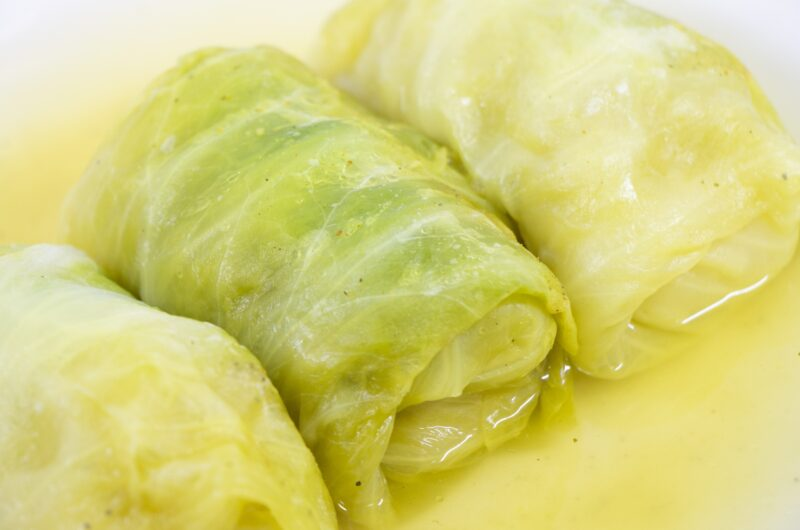 【あさイチ】中華風蒸しロールキャベツのレシピ【4月26日】