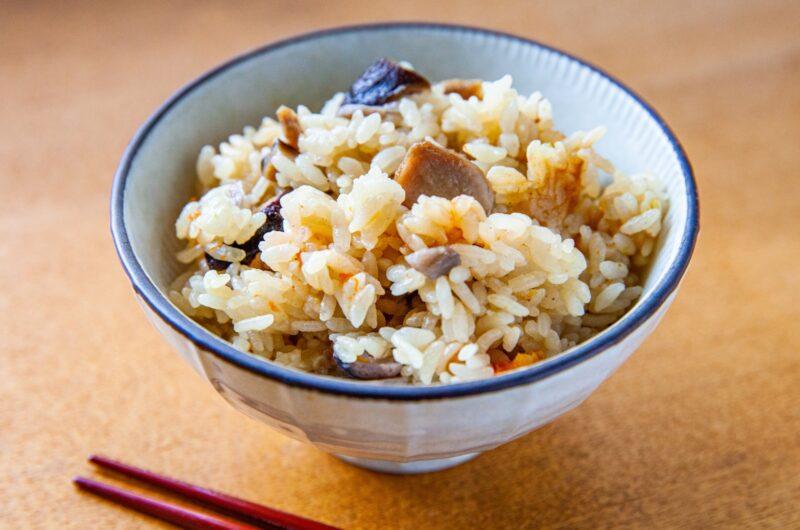 【家事ヤロウ】焼き鳥バターご飯のレシピ【4月20日】