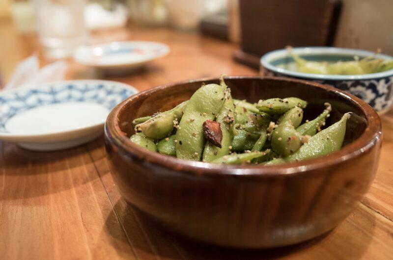 【ヒルナンデス】無限枝豆のレシピ|リュウジ【4月12日】