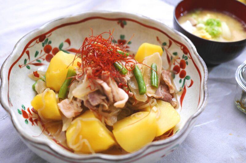 【あさイチ】新じゃがで肉じゃがのレシピ【4月21日】