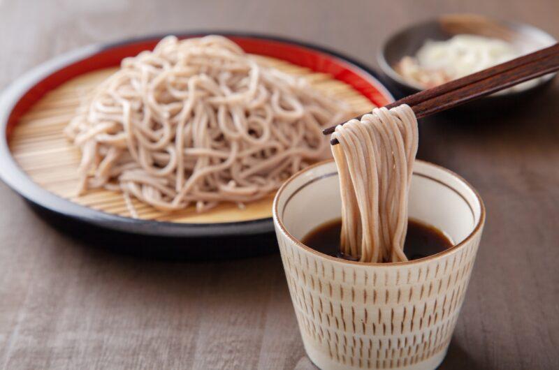 【相葉マナブ】自然薯の手打ちそばのレシピ【4月18日】