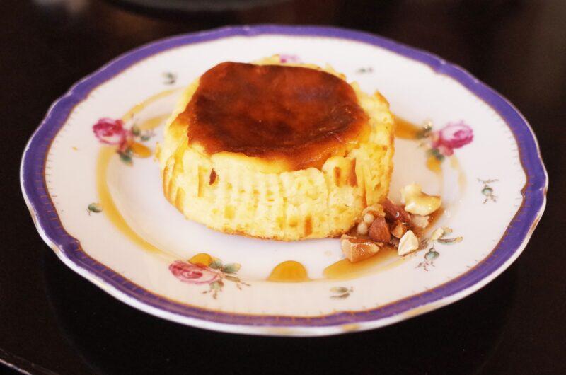 【ZIP】バスクチーズケーキのレシピ|3品クッキング【4月27日】