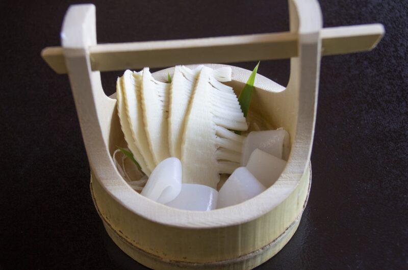 【相葉マナブ】たけのこの刺身のレシピ【4月4日】