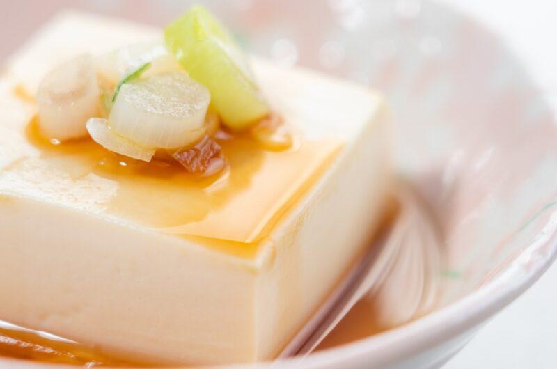 【ガッテン】充填豆腐のふわトロ丼のレシピ【4月14日】