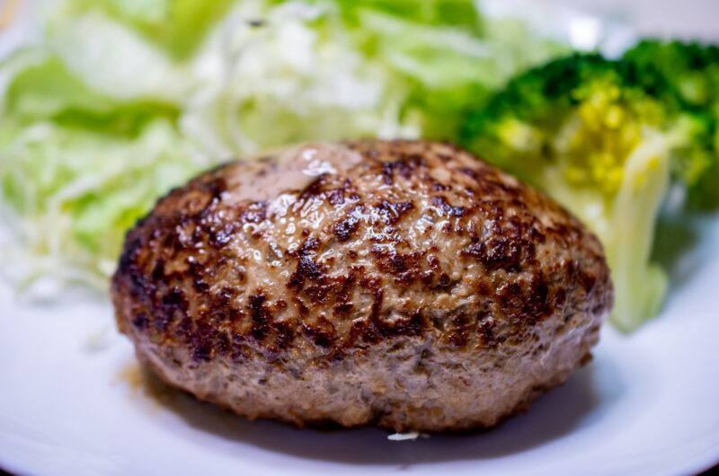 【ヒルナンデス】つばめグリルのハンバーグ「ハンブルグステーキ」のレシピ【4月30日】