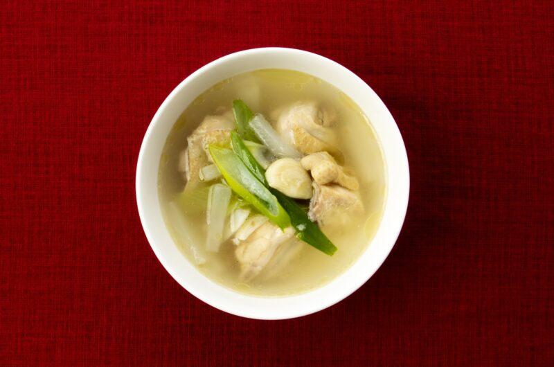 【あさイチ】新ごぼうの鶏スープのレシピ【4月28日】