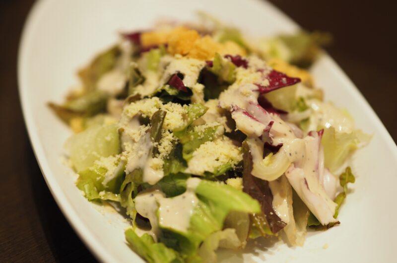 【きょうの料理】和風シーザーサラダのレシピ|髙橋拓児【4月23日】