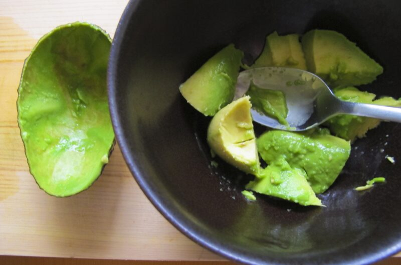【きょうの料理】アボカドのヨーグルトサラダのレシピ 谷昇【4月19日】