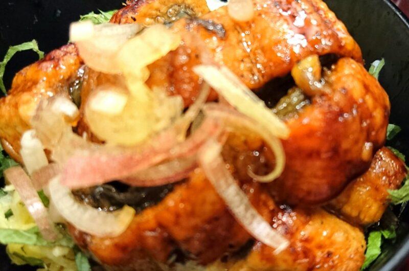 【土曜はナニする】うなぎと厚揚げとカラフル野菜のサラダのレシピ Atsushi ベジたんサラダ 土なに【5月22日】