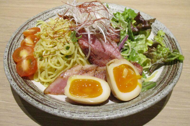 【土曜はナニする】焼きサバと夏野菜のヌードルサラダのレシピ|Atsushi|ベジたんサラダ|土なに【5月22日】