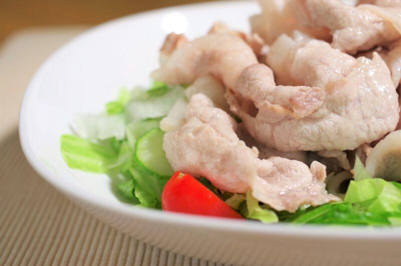 【土曜はナニする】まいたけと豚しゃぶのサラダのレシピ 加治ひとみ 腸活【5月8日】