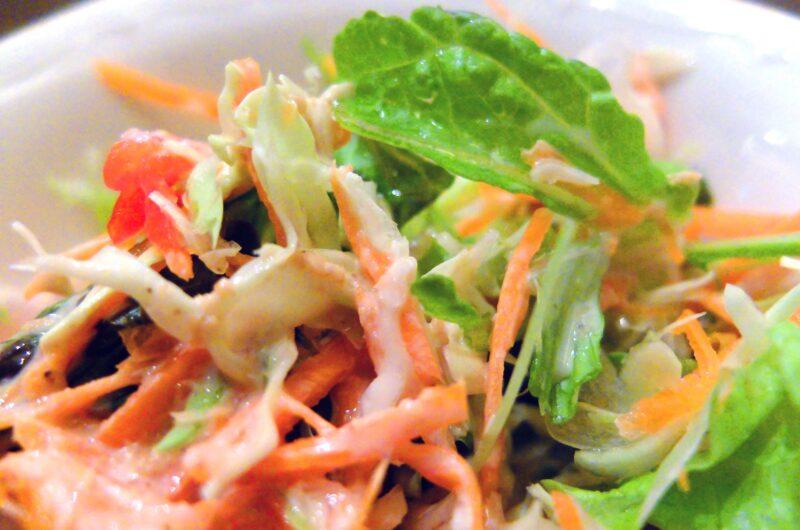 【土曜はナニする】根菜とキノコの梅チーズサラダのレシピ|Atsushi|ベジたんサラダ|土なに【5月22日】