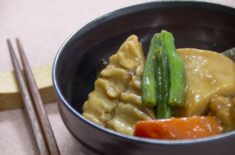 【きょうの料理】鶏の治部煮風のレシピ|河野雅子【5月4日】