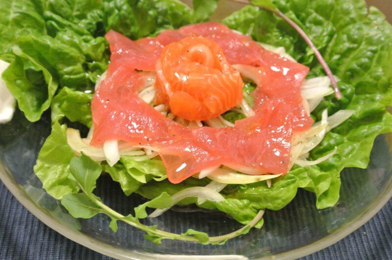 【人生レシピ】まぐろのたたき ねぎだれサラダのレシピ【5月28日】