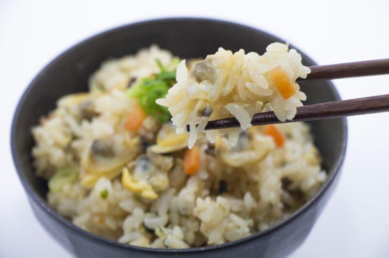 【相葉マナブ】真っ黒あさり釜飯のレシピ|釜-1グランプリ【5月30日】