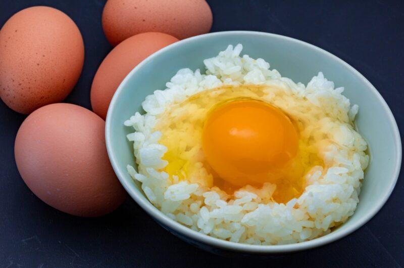 【ラヴィット】すぐり漬けと醬油麹の卵かけご飯のレシピ|ラビット【5月21日】