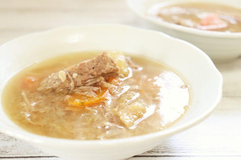 【ヒルナンデス】中華風ポトフのレシピ 簗田圭 豚肉のベストな調理法【5月19日】