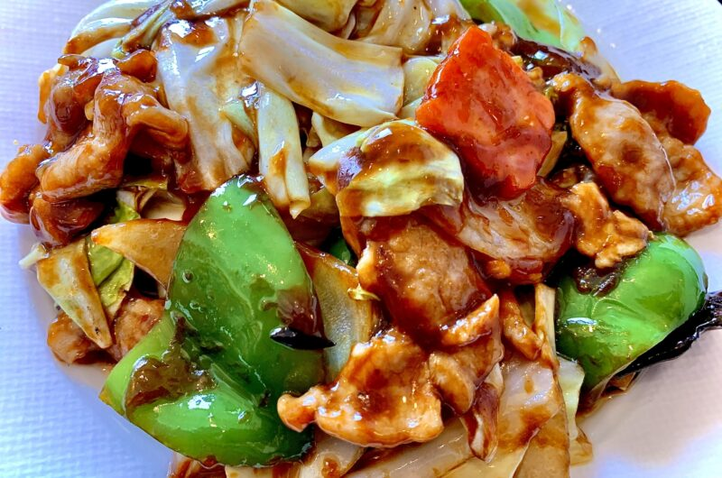 【ZIP】回鍋肉のレシピ|たけだバーベキュー【5月12日】
