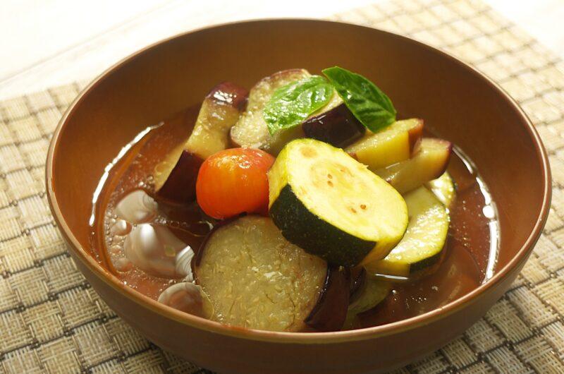 【おは朝】ズッキーニとカニカマのマリネのレシピ|井上かなえ|おはよう朝日です【5月26日】