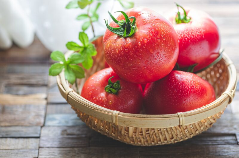 【きょうの料理】トマトの肉詰めあんかけのレシピ 大原千鶴【5月7日】