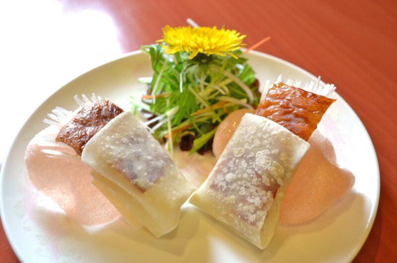 【きょうの料理】食パン北京ダック風のレシピ 井桁良樹【5月25日】