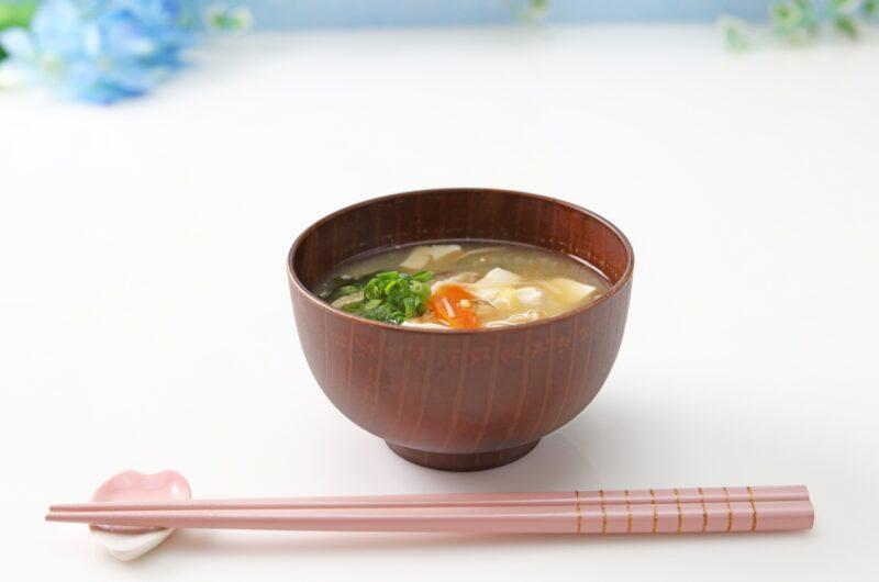 【家事ヤロウ】すりおろしトマトの味噌汁のレシピ|和田明日香【5月4日】