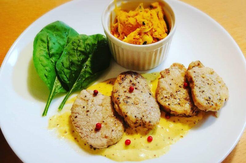 【ヒルナンデス】豚ヒレ肉のムニエルのレシピ|水島弘史|豚肉のベストな調理法【5月19日】