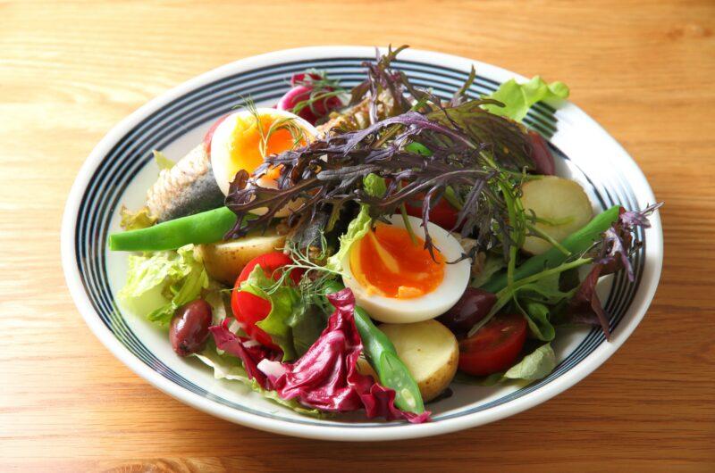 【土曜はナニする】ベジたんサラダのレシピ Atsushi 土なに【5月22日】