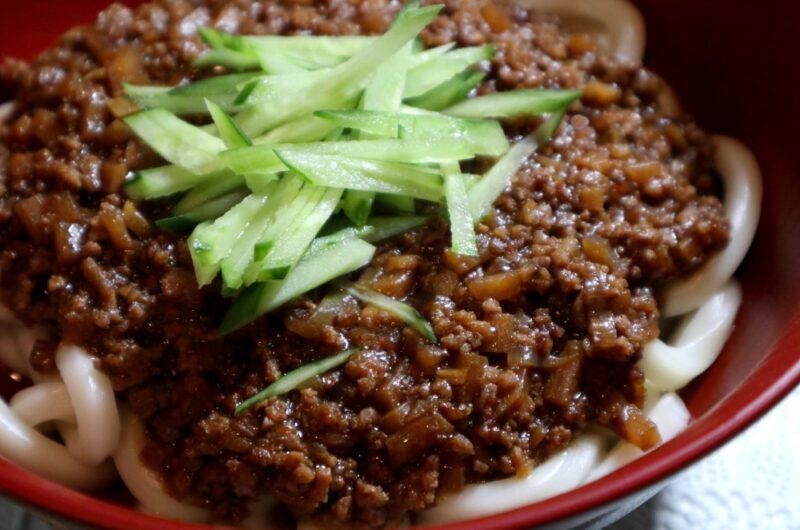 【ZIP】大豆ミートの肉みそのレシピ【5月27日】