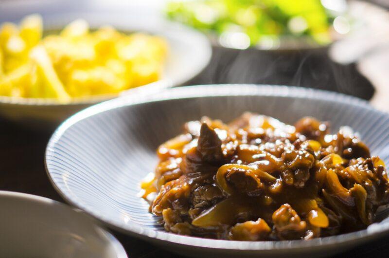 【ノンストップ】新ごぼうと牛肉のハヤシライスのレシピ|笠原将弘|エッセ【5月31日】