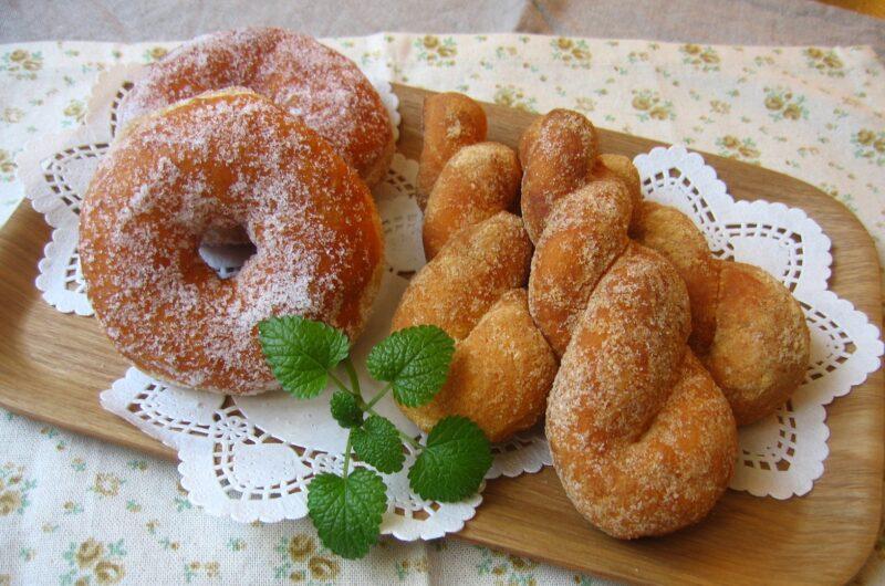 【めざましテレビ】冷凍うどんでドーナツのレシピ【5月26日】