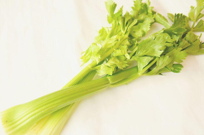 【青空レストラン】油淋鶏のセロリソースのレシピ|セロリの万能ソース【5月1日】