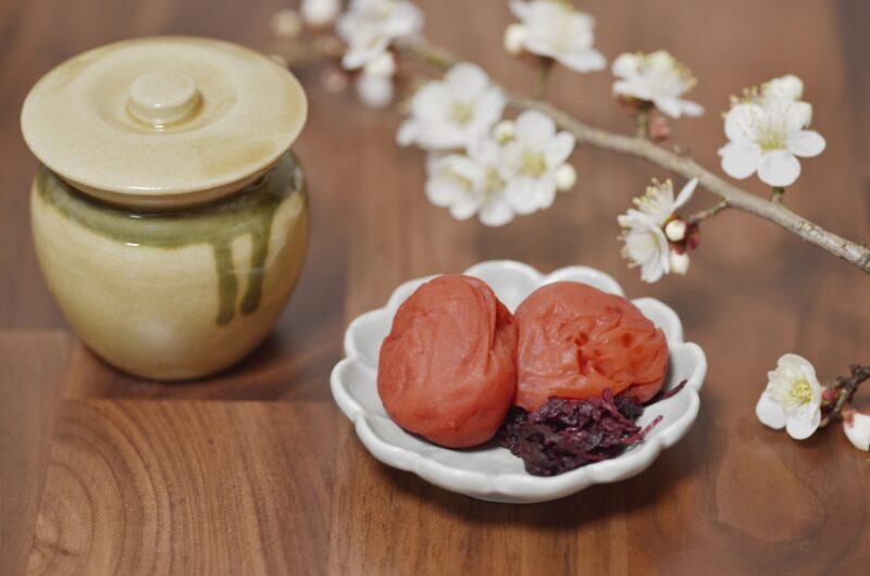 【きょうの料理】減塩梅干しのレシピ 完熟梅で 重信初江【5月31日】