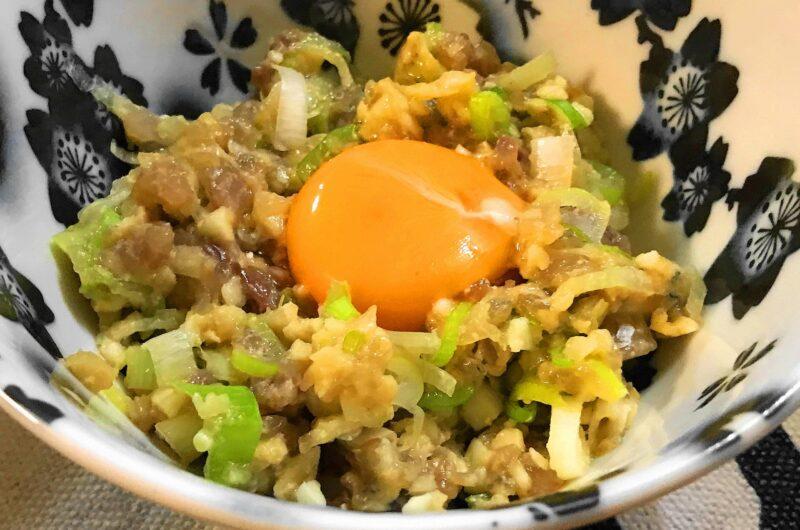 【ヒルナンデス】冷凍オクラの塩なめろうのレシピ リュウジ バズレシピ【5月10日】