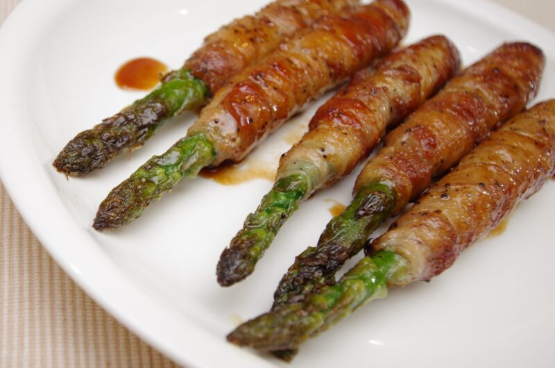 【ヒルナンデス】アスパラの豚肉巻きのレシピ|印度カリー子【5月6日】
