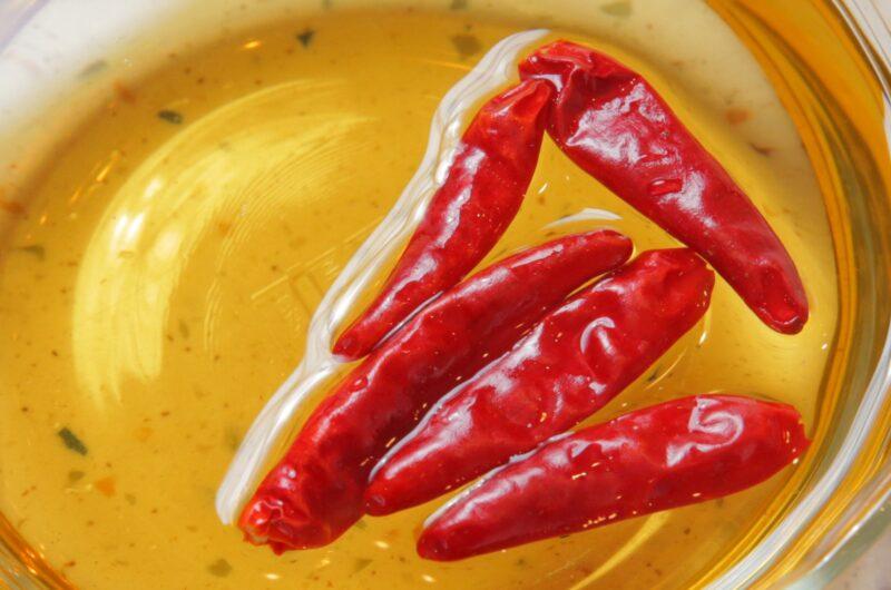 【ジロジロ有吉】イタリアンピリ辛オイルのレシピ 鬼越トマホーク 有吉ジャポン【5月21日】