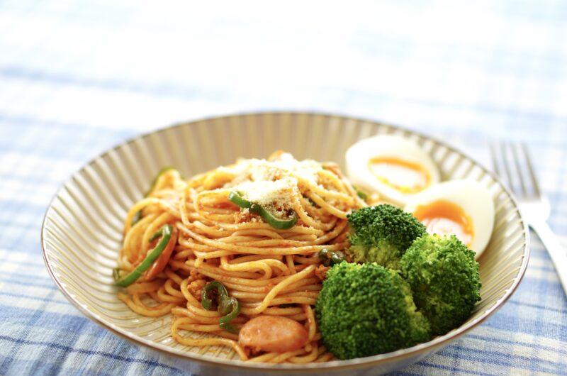 【マツコの知らない世界】マルちゃん正麺でナポリタンのレシピ|再現ふりかけ【5月18日】