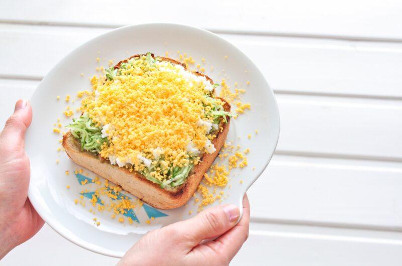 【ヒルナンデス】のりマヨコンビーフトーストのレシピ【5月21日】