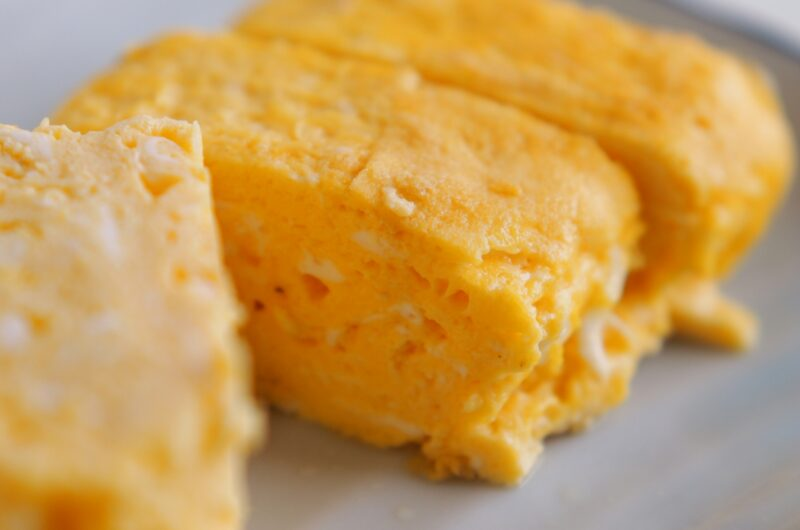 【ZIP】福神漬け卵焼きのレシピ|チューブ調味料【5月7日】