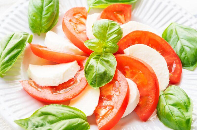 【きょうの料理】トマトと豆腐のふんわりカプレーゼのレシピ|栗原はるみ【5月28日】