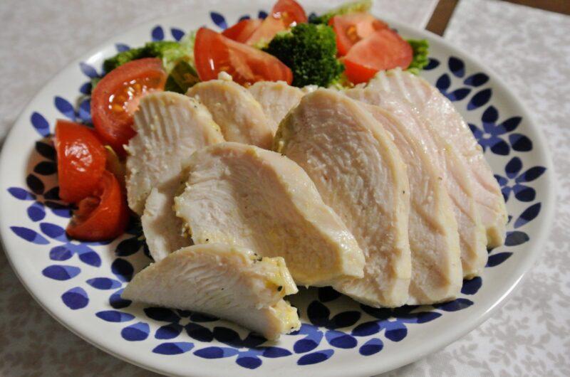 【きょうの料理】フライパンしっとり蒸し鶏のレシピ|しらいのりこ【5月3日】