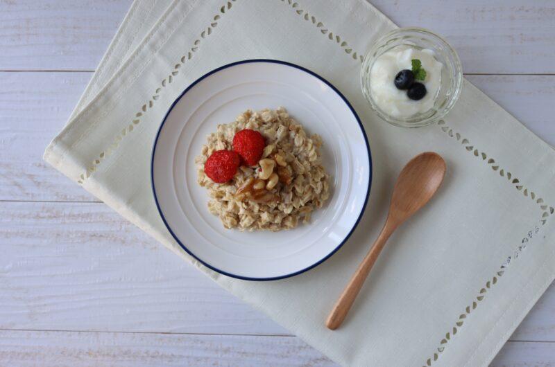 【土曜はナニする】りんごとヨーグルトの朝スイーツのレシピ|加治ひとみ|腸活【5月8日】