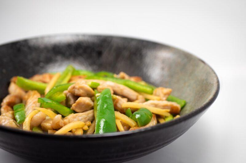 【きょうの料理】青椒肉絲(チンジャオロース)のレシピ|井桁良樹【5月17日】