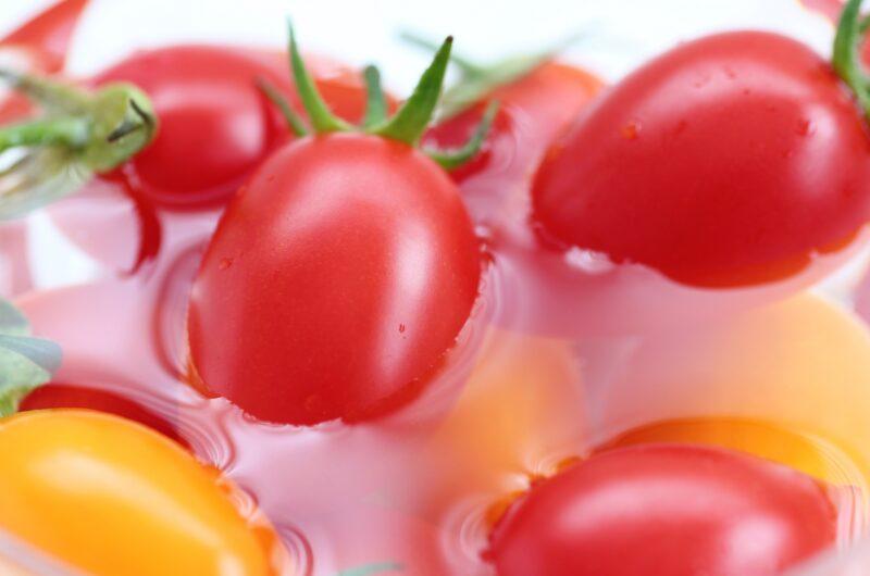 【あさイチ】しわしわのミニトマトを復活させるレシピ|70℃のお湯【5月11日】