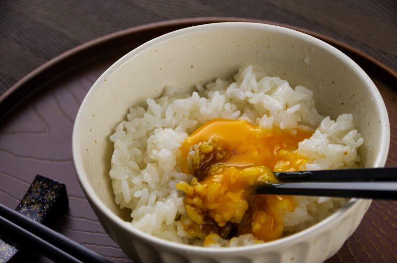 【ラヴィット】親子丼風卵かけご飯のレシピ|ラビット【5月21日】