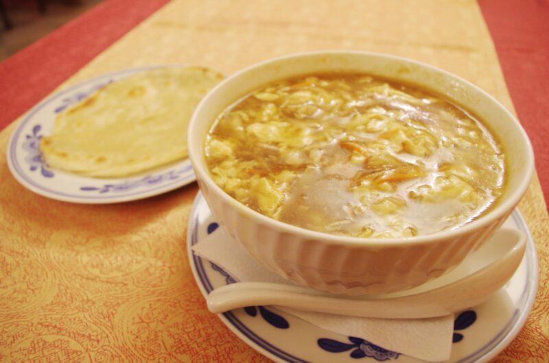 【ZIP】酸辣湯スープのレシピ|餃子のタレで|小袋調味料【5月17日】