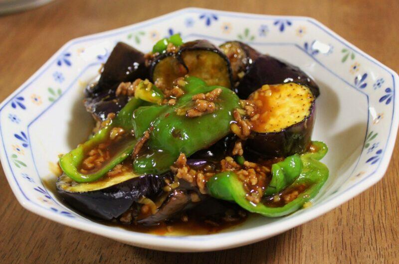 【きょうの料理】なすとピーマンの鍋しぎのレシピ|杵島直美・きじまりゅうた【6月16日】