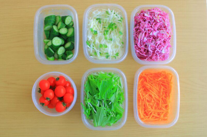 【ヒルナンデス】冷凍コンテナごはん「年100さん」のレシピ|ろこさん|料理代行|ストック調理法【6月4日】