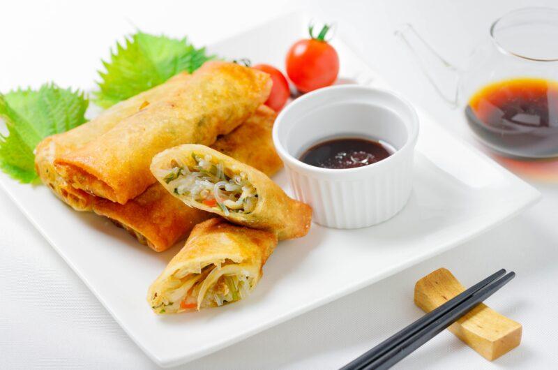 【ヒルナンデス】洋風春巻きのレシピ|鯵のベストな調理法【6月30日】