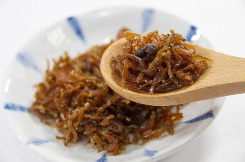【青空レストラン】ちりめん山椒のレシピ【6月12日】